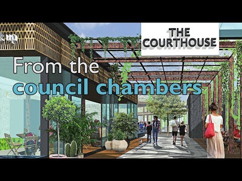 From the Council Chambers - May 2018