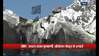Ground Report from Siachen over soldier rescued from under 25 ft of snow