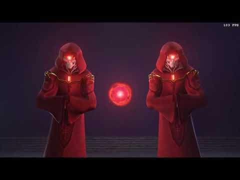 Doom Eternal - Ancient Gods Part 1- final phase of the final boss + final cutscene  