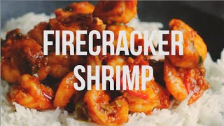 Firecracker Shrimp - The 60 Second Chef
