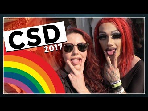 CSD - mein Christopher Street Day 2017 // follow me around - Tahnee