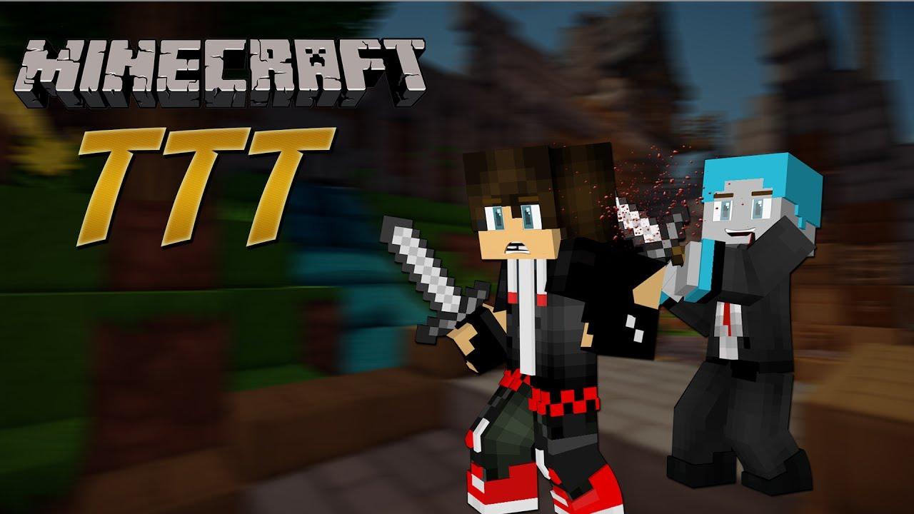 KANN MAN IHN VERTRAUEN Minecraft TTT Spiele Boy Mit Soup - Minecraft ttt spielen