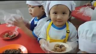 Junior Chef Preschoolers Gracious Jembatan Lima