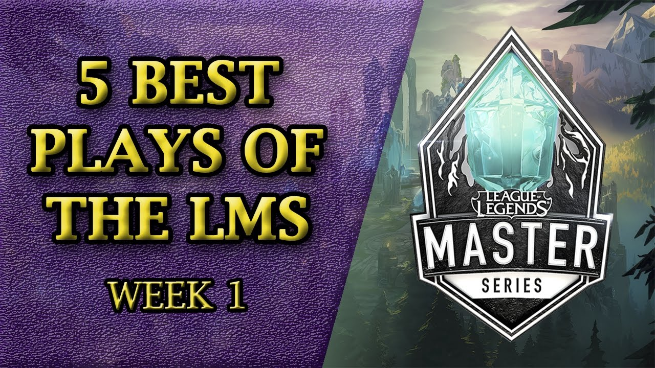 Lms League Of Legends