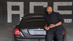 Antwuan Hill Speaks On Owning A Luxury Car Service & Black Entreprenuership