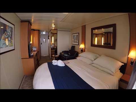 Jewel of the Seas Balcony Cabin 7662 Video Tour