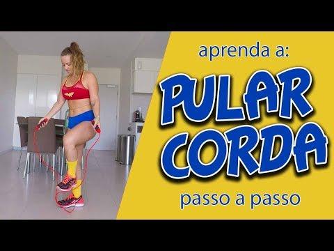APRENDA A PULAR CORDA - PASSO A PASSO