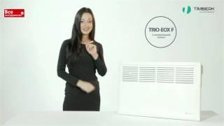 Обзор конвектора Timberk Install Master