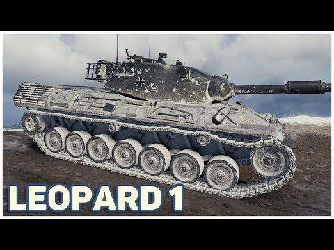Leopard 1 – LIQUIDATOR