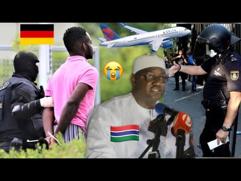Over 20 Gambian Migrants Deported Fr Germany| Youths Getting Mad No Apology From Barrow's Government