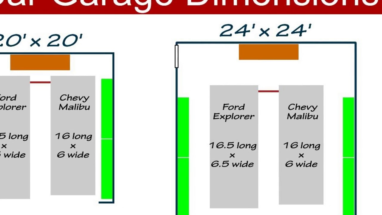 Garage Door Width And Height Uk