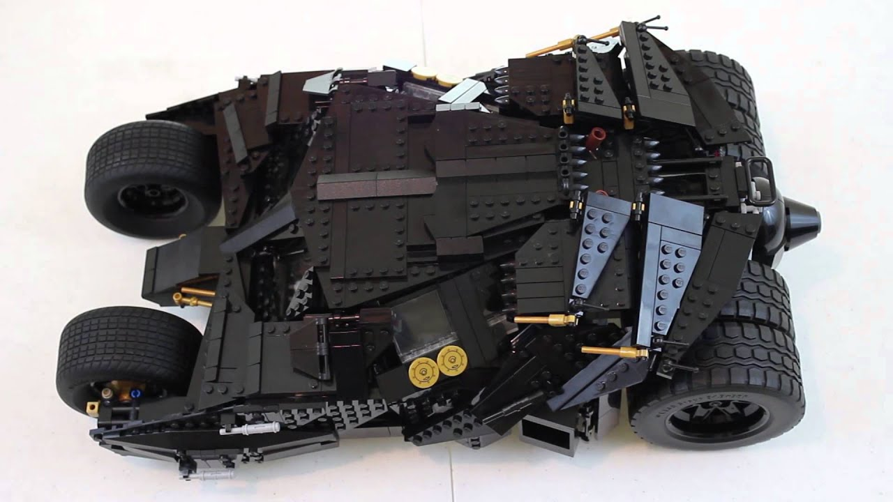 lego batman tumbler set review youtube. Black Bedroom Furniture Sets. Home Design Ideas