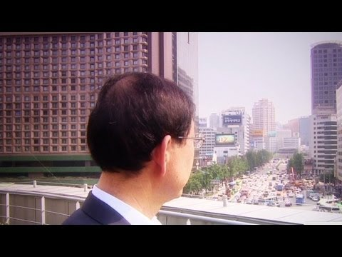 Seoul mayor's vision for the future.