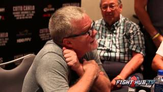Freddie Roach on keys for Cotto win over Canelo, Mayweather, Pacquiao update, Golovkin exposed