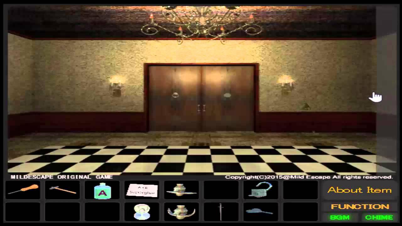 Knight room escape walkthrough youtube for Small room escape 9 walkthrough