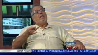 La Entrevista El Noticiero Televen - Primera Emisión - Jueves 23-02-2017