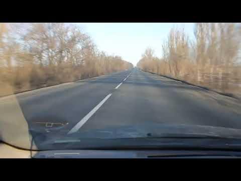 """Реальное время в пути """"Красноармейск-Доброполье""""."""