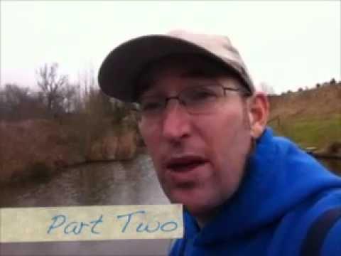 Jon Arthur Live Video Blog At Tunnel Barn Farm - Part 2