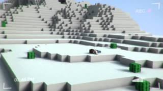 Minecraft приколы - Поиск еды.
