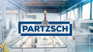 Invitation to a sightseeing flight through the PARTZSCH Group
