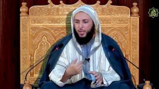 قصيدة رائعة لحسان بن ثابت حين مدح رسول الله و هجا أبا سفيان - - الشيخ سعيد الكملي