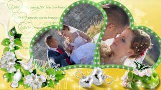 Свадебный альбом жениха и невесты