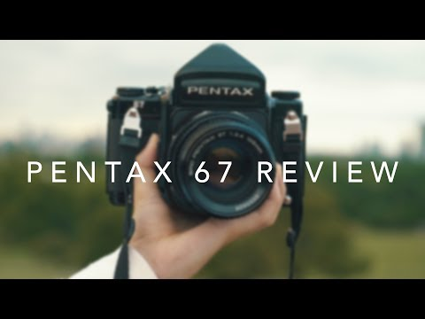 Pentax 67 Review