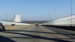 Interstate 195 - Massachusetts (Exits 8 to 4) westbound