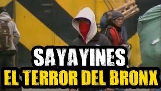 SAYAYINES - El Terror Del Bronx |DEEPCENSORED|