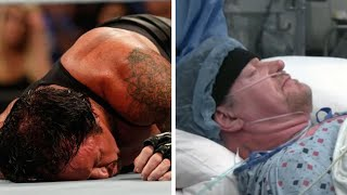 10 WWE Wrestlers Urgently Rushed To Hospital After Suffering Serious Injury During A Match