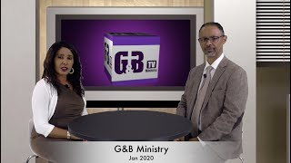 "PART - 2 - G&B Ministry with Brother Daniel Tamerat founder of ""Let Bring Our Bible to Church)"