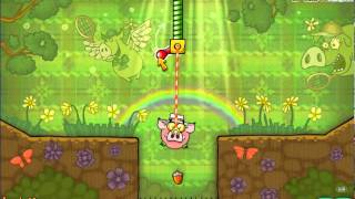 Piggy Wiggy Seasons Walkthrough