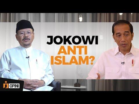 Jokowi Anti Islam? Tanggapan Ust Ismail