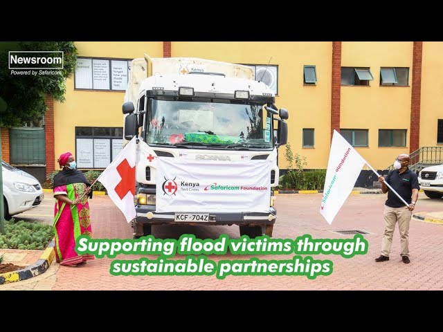 Saving lives: How Kenya Red Cross reached 11 million people with 2020 flood warnings
