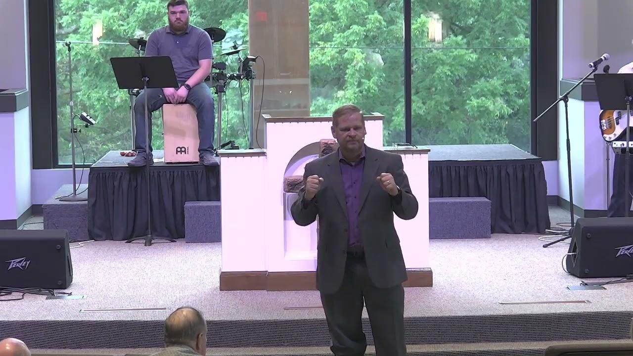 Sunday Morning Worship 7/25/21