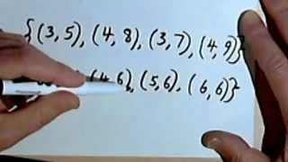 Determining if a Relationship is a Function 070-03