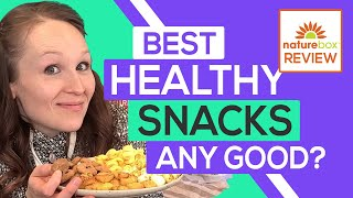 🍿 NatureBox Review 2020: Are These Healthy Snacks Any Good? (Taste Test)