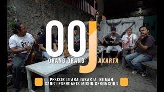 Pesisir Utara Jakarta, Asal Lantunan Keroncong
