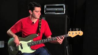"COS Bass Tutorial for ""Let it be known"" by Worship Central"