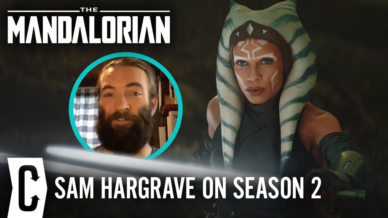How The Mandalorian Season 2 Was Made: Boba Fett, Lightsaber Battles and More