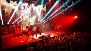 Louna За гранью Live N Novgorod 7 10 2017