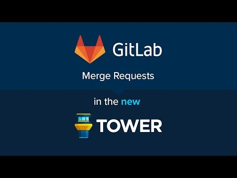 GitLab Merge Requests on the Desktop with Tower