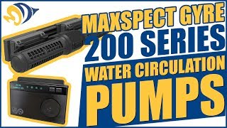 Maxspect Gyre 200 Series Water Circulation Pumps