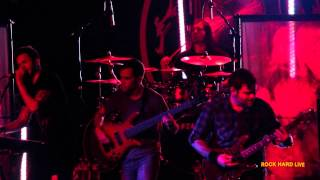 "Between The Buried and Me ~ ""Specular Reflection"" ~ on ROCK HARD LIVE"