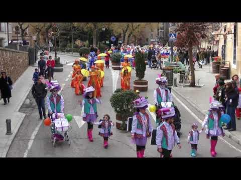 Desfile Matinal Carnaval de Cáceres 208