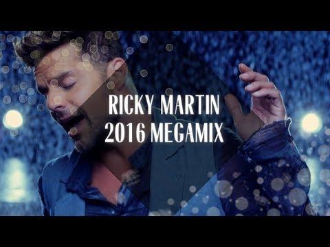 Ricky Martin Megamix [2016]