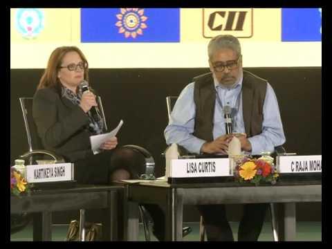 CII SUMMIT  PLENARY SESSION 6 '' India US''Relations