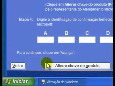 ativador do windows xp permanente