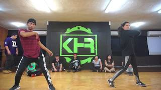 The way you move  Choreography - Outkast ft. Sleepy Brown