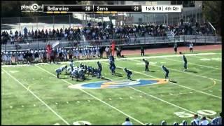 football bellarmine vs serra